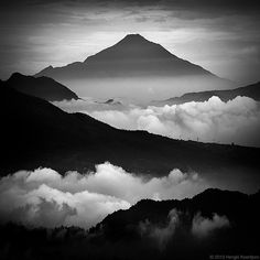 ... mystery of the misty mountain, by Java Highland
