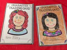 One Extra Degree - Character Trading Cards!
