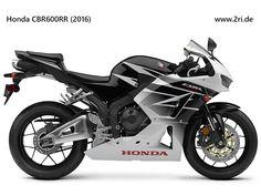 Honda CBR600RR (2016)