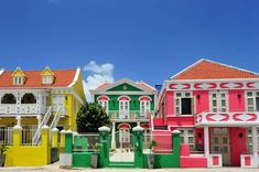 Curacao--good for diving right off the beach