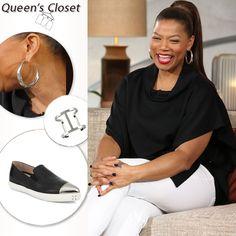pictures of queen latifah in pants\ | Queen's Closet: February 24, 2014 - The Queen Latifah Show