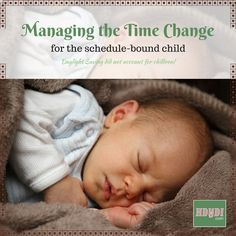 Managing the Time Ch