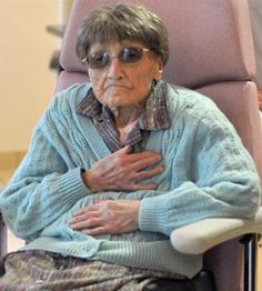 Europe's Oldest Living Person  Marie-Thérèse Bardet was born in the 19th century, lived in the 20th century, and died in the 21st century. When she passed away on June 8, 2012 she was a mind-blowing 114 years old, dying only six days after her birthday.