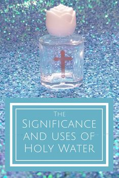 BOSTOCK/ Starting with your baptism, holy water is an integral part of a Catholic's upbringing. Holy water, by the grace of God, is a blessing that can work miracles. Catholic Baptism, Catholic Kids, Roman Catholic, Confirmation, Catholic Beliefs, Catholic Prayers, Angel Prayers, Religious Education, Catechism
