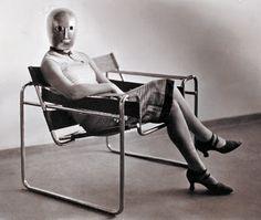 Weimar: Oskar Schlemmer - The Higher State of Marionettes