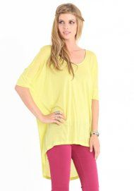 yellow tunic  threadsence.com
