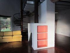 CENTRE FOR THE AESTHETIC REVOLUTION: LINA BO BARDI'S HIPPY QUARTZ ARCHITECTURE: VALERIA CIRELL'S HOUSE IN MORUMBI IN SAO PAULO 1958/1964