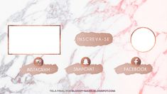 Discover recipes, home ideas, style inspiration and other ideas to try. Youtube Banner Design, Youtube Banner Template, Youtube Design, Youtube Banners, Facebook And Instagram Logo, Instagram And Snapchat, Instagram Blog, Youtube Logo, Intro Youtube