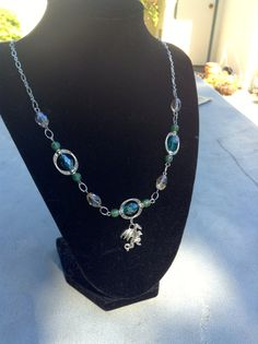 Green Dragon Necklace Game of Thrones by madebyfarrah on Etsy, $24.99