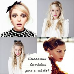 Hair Acessories / Acessórios para cabelo