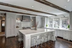 Our friends from @subzeroandwolf have created this beautiful, very clean and fresh traditional English country kitchen. Shop Sub-Zero and Wolf appliances at Grand Appliance and TV today at http://www.grandapplianceandtv.com/en/cp-583-Sub-Zero.