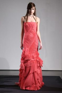Vestidos de novia de colores ¡Diseños Espectaculares!