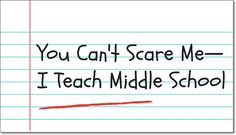 Yes, they're emotional, crazy, and come with new problems every day, but here are 11 reasons why being a middle school teacher is the best job ever. Middle School Ela, Middle School Teachers, Education Humor, Learn Something New Everyday, Teaching Technology, Teacher Inspiration, Cooperative Learning, School Humor, The Middle