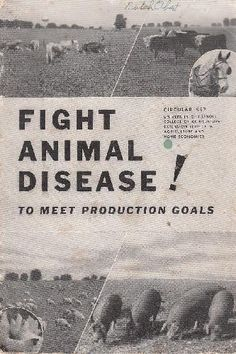Enjoy reading about cures for your livestock in days gone by.
