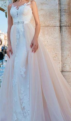bf247119feb Striking white wedding dresses for the woman of today.Every new bride  should have to