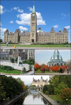 Ottawa is the capital of Canada. It is the second largest city in the Province of Ontario and the fourth largest city in the country. The city is located on the south bank of the Ottawa River in the eastern portion of Southern Ontario. Ottawa borders Gatineau, Quebec, located on the north bank of the Ottawa River; together they form the National Capital Region.