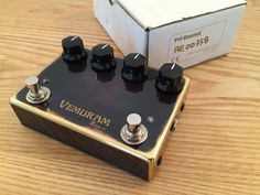 Vemuram Rage e Overdrive / Distortion with Boost