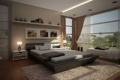 Soft Aura Bedroom