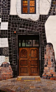Hundertwasser haus by Ninon Jouandoudet on 500px