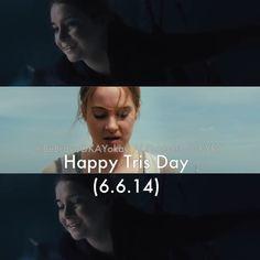 Happy Tris Day (6.6.14)