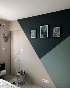 45 Amazing Geometric Wall Art Paint Design Ideas To Inspire You 45 Amazing Geome. - 45 Amazing Geometric Wall Art Paint Design Ideas To Inspire You 45 Amazing Geome… -