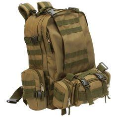 Backpack-Rucksack-Hike-Hiking-Hunting-Fish-Travel-Gear-Tools-Storage-Tote-Bag