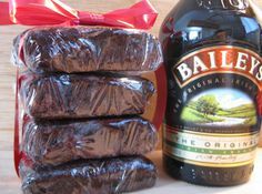 Why have I never heard of these...Bailey's Homemade Brownies.
