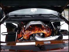 Clean 68 Camaro Engine Bay Cars Trucks Pinterest