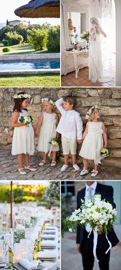 Provence Inspired Wedding  #mariage #wedding #provence