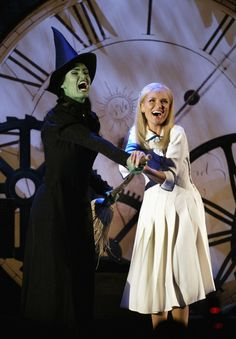 Wicked!  I love this musical so much that I have seen it 4 times.  I was even lucky enough to see the original cast perform in NYC!