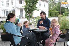 Dalane Tidende - Kaffidyret skaper byfølelse i Cittaslow-bygda: – Jeg måtte realisere drømmen min Pictures