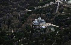 Palacio de Cristal, en El Retiro