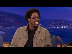 W. Kamau Bells Got The Secret To Racial Unity - CONAN on TBS