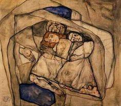 Conversion - Egon Schiele