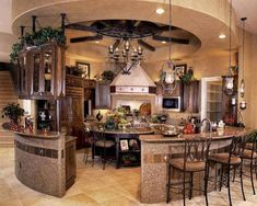 The 12 Most Amazing Kitchens You'll See Today! 1