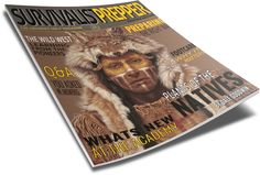 Download the first edition of the Survivalist Prepper Magazine FREE!