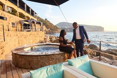 Amalfi Coast Engagement