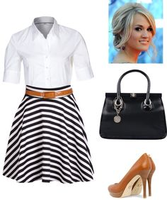 """church outfit"" by jennifer89 ❤ liked on Polyvore"