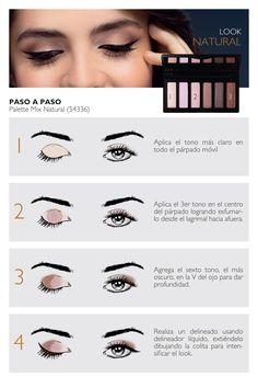 Natura cosméticos - Portal de maquillaje - Paso a Paso