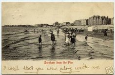 Old Burnham-On-Sea photos and old Burnham-On-Sea postcards - Historical photo gallery of Burnham On Sea, Somerset