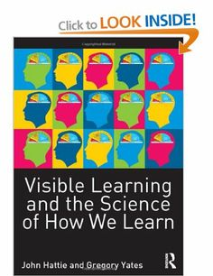 'Visible Learning and the Science of How We Learn' by John Hattie and Gregory Yates - Really helpful book. Divided up into concise, easy to use chapters with questions and further reading at the end of each chapter. Great for a staff meeting.