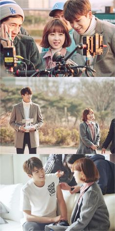 Park Bo Young And Park Hyung Sik Display Undeniable Chemistry Both On-Screen And Off-Screen | Soompi