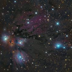 Beautiful NGC 2170, captured by Mark Hanson from Madison, Wisconsin.