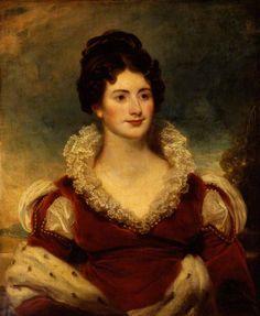 Jane, Lady Munro - Sir Martin Archer Shee - 1819