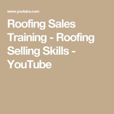 Roofing business blueprint roofing software sales training roofing business blueprint roofing software sales training video marketing for roofing contractors httproofingbusinessblueprint pinterest malvernweather Image collections