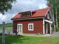 Ferienseehaus Idala in Tingsryd SV: 2 Schlafzimmer, für bis zu 4 Personen. Seehaus, 0 meter zum See | FeWo-direkt