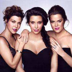 Kourtney, Kim, and Khole Kardashian #Shakiraesunacantantefamosaenelmundo.NacióysecrióenColombia.