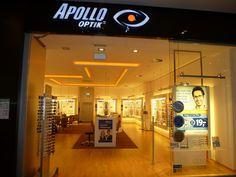 Apollo Optik - Branche: Uhren, Brillen & Schmuck