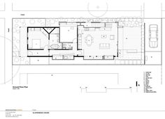 Image 14 of 16 from gallery of Elsternwick House / Simon Couchman Architects. Weatherboard House, Queenslander, Barn Renovation, Toscana, House Floor Plans, Cool Designs, Home And Family, New Homes, House Design