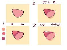 making-of, original / 忙しい人のためのメイキング / September 2015 - pixiv Mouth Drawing, Drawing Base, Manga Drawing, Digital Painting Tutorials, Digital Art Tutorial, Art Tutorials, Eye Drawing Tutorials, Drawing Skills, Drawing Tips